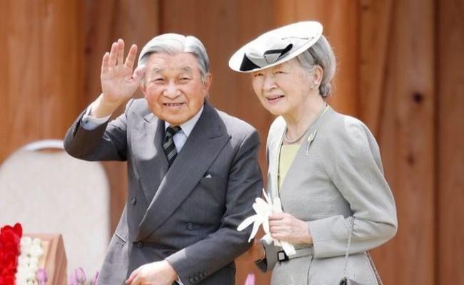 Casal imperial visita Shizuoka e interage com brasileiros em Hamamatsu