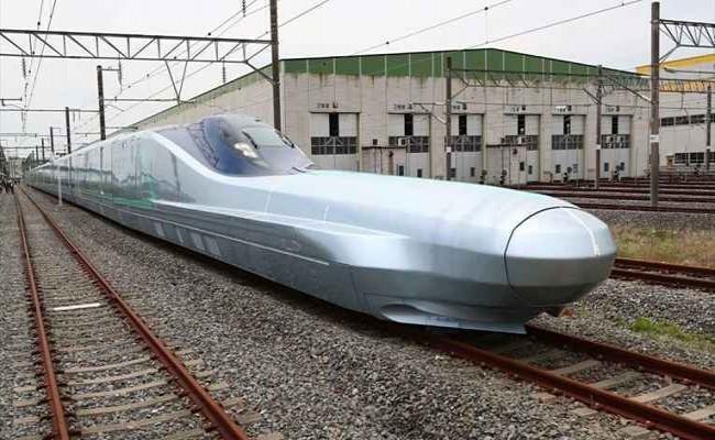 Shinkansen: Japão testa trem bala mais rápido do mundo!